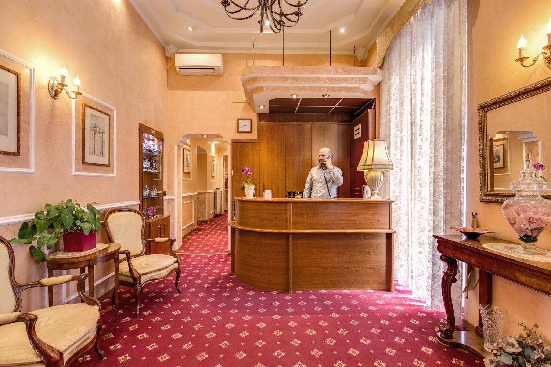 Hotel martini rome rooms